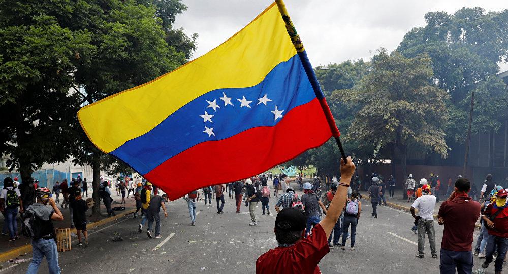 Venezuela Carlos Garcia Rawlins - Reuters