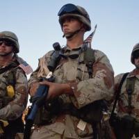 ARÁBIA SAUDITA CONFIRMA OFICIALMENTE O AUMENTO DE TROPAS DOS EUA DEVIDO A TENSÕES COM O IRÃ