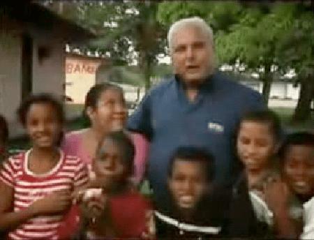 Algo Nuevo esta pasando en Panamá – Martinelli