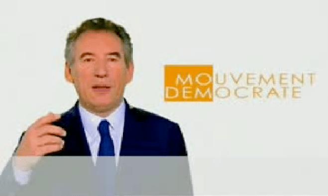 Elecciones Europeas – Bayrou