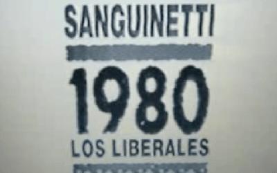 Partido Colorado – Los Liberales de 1980 – Sanguinetti