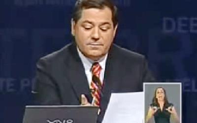 Debate Presidencial ANATEL – Parte 3 – Frei – Piñera
