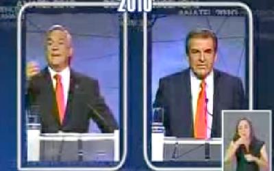 Debate Presidencial ANATEL – Parte 9 – Frei – Piñera