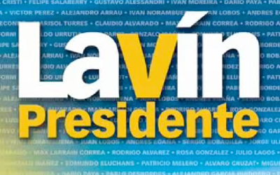 Jingle Viva el Cambio – Lavín