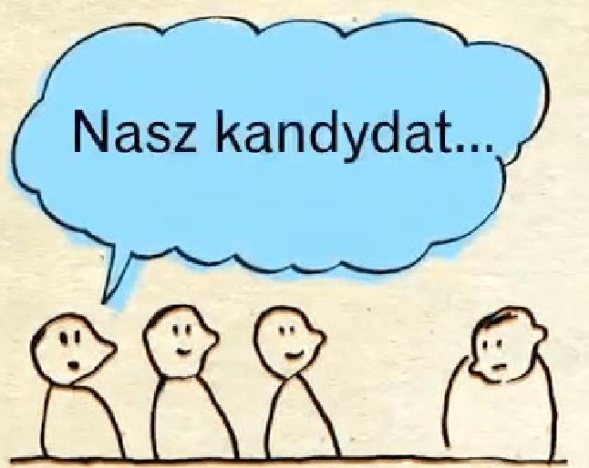 El Candidato – Komorowski