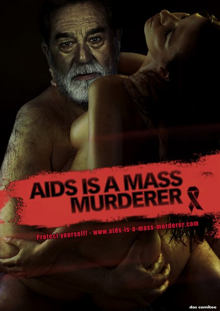 aids-is-murderer-saddam-hussein1