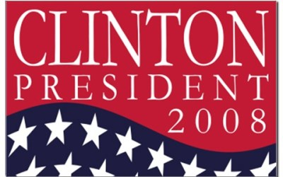 Presidente – Clinton