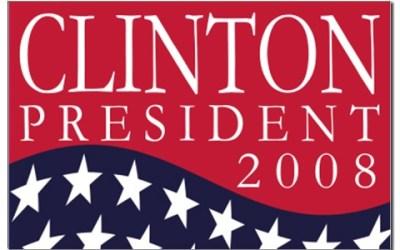 Presidente – Clinton