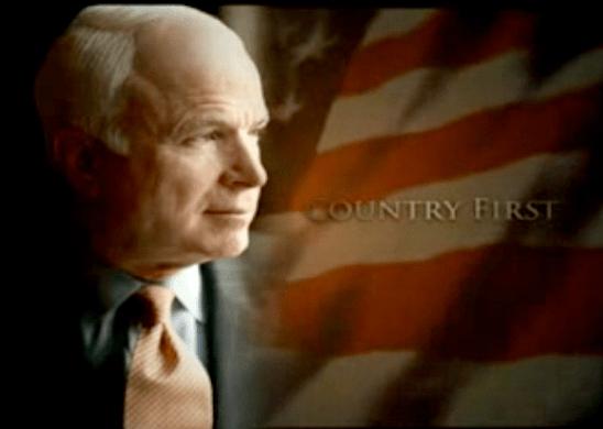 Financiación de la Tropa – McCain