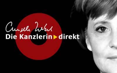 El Canciller Directo – Merkel