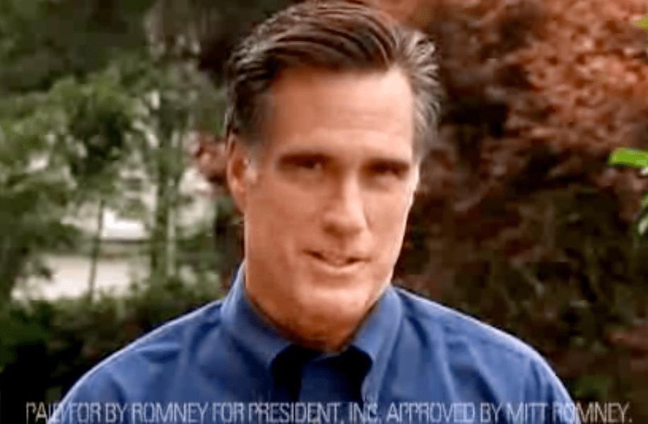 El Cambio Empieza con Nosotros – Romney