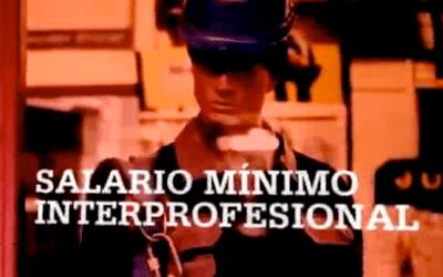 Salario Mínimo – Rubalcaba