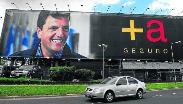 Seguro – Sergio Massa