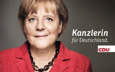 Canciller de Alemania – Merkel
