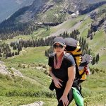 Ginny Bogaert - 2013 Colorado Back Country Wilderness Adventure