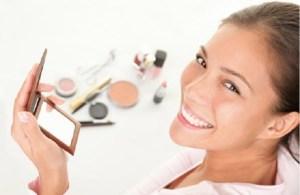 makeup,woman