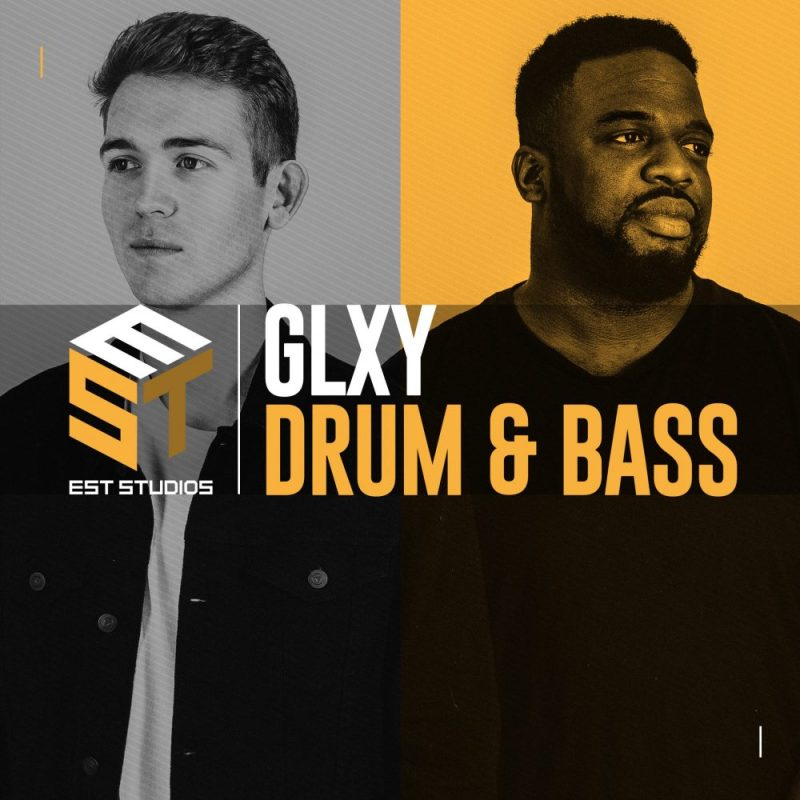 GLXY Drum & Bass EST Studios sample pack
