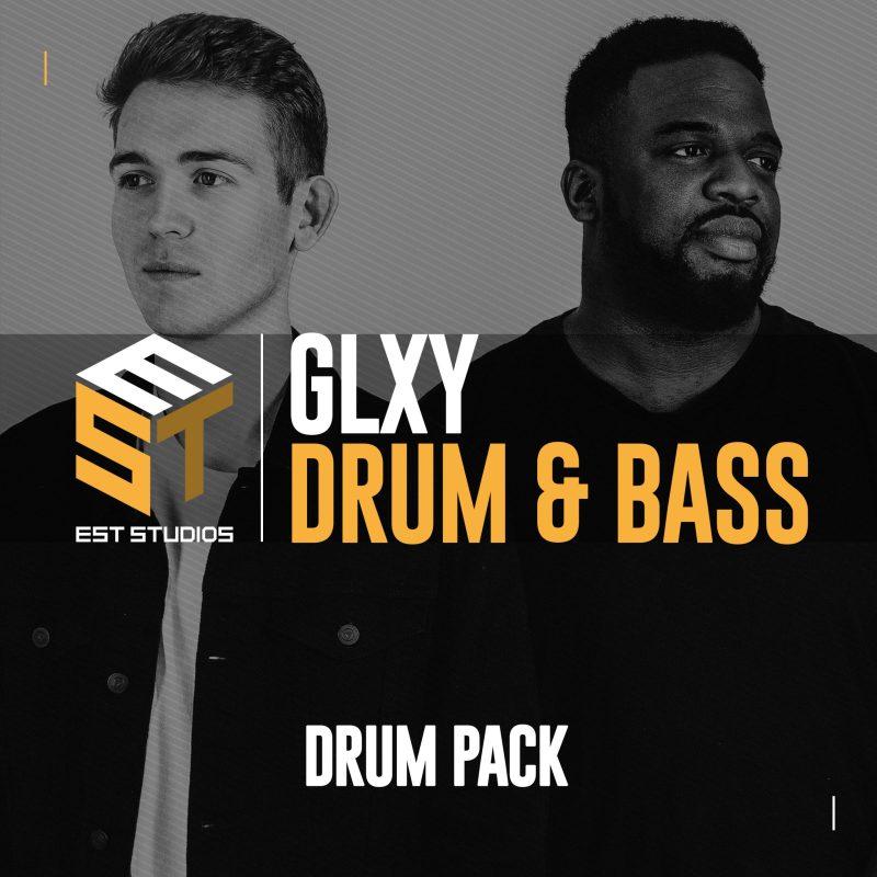 GLXY Drum & Bass: Drum Pack