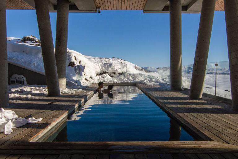 Où stocker les produits de piscine en hiver ?