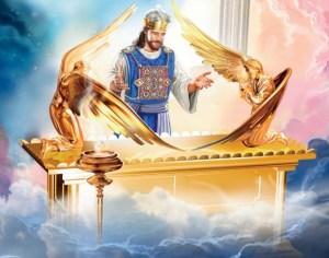 Jesús Sumo Sacerdote Celestial
