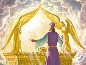 Cristo - nuestro Sumo Sacerdote en el Santuario Celestial