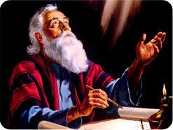 El profeta Zacarías