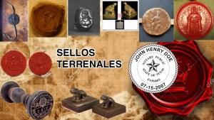 Ejemplos de sellos terrenales