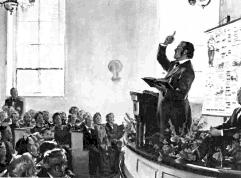 miller-preaching