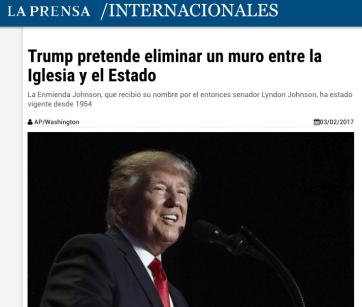 TrumpMuroIglesiaEstado