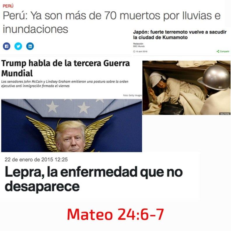 Mateo24.6.7