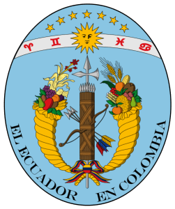 Escudo del Ecuador de 1830