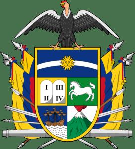 Escudo del Ecuador 1843
