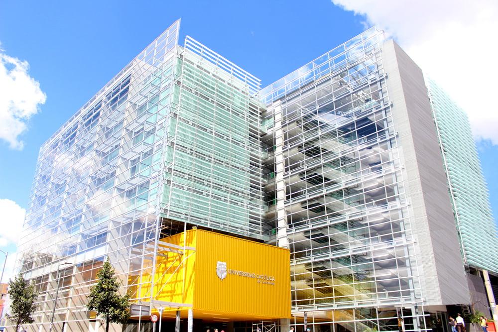 Universidad Católica de Colombia Arquitectura