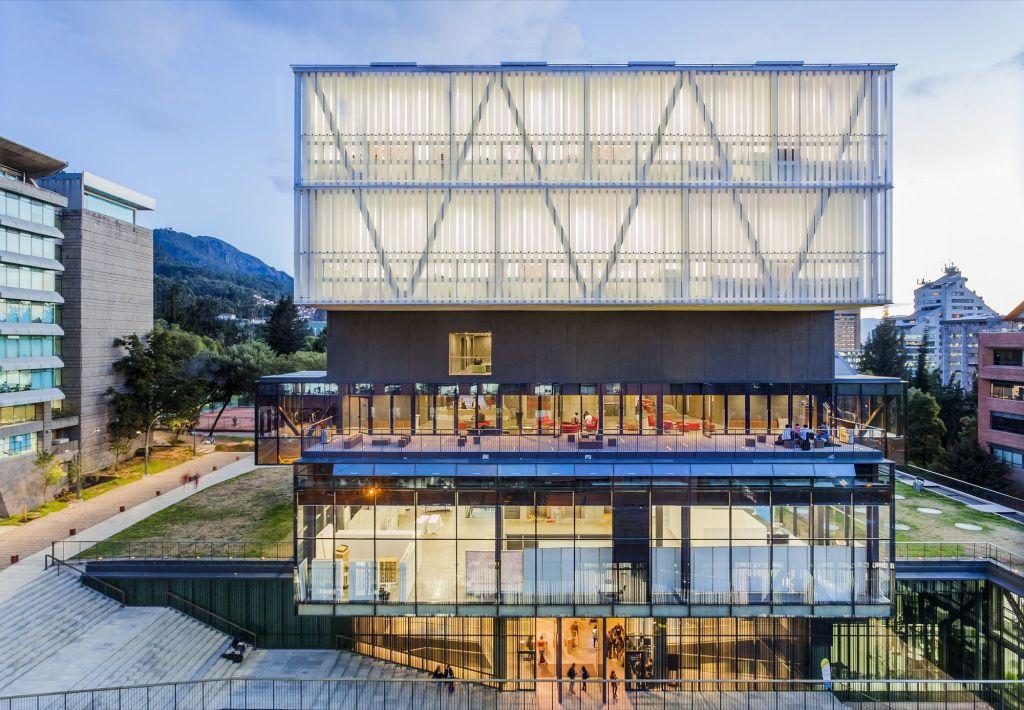Universidad Pontificia Javeriana Arquitectura