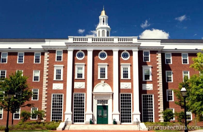 Harvard University Arquitectura