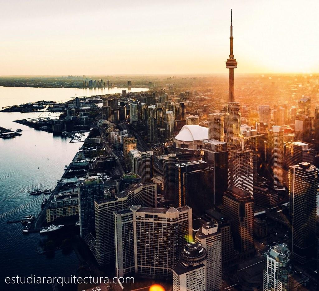 Arquitectura en Canadá