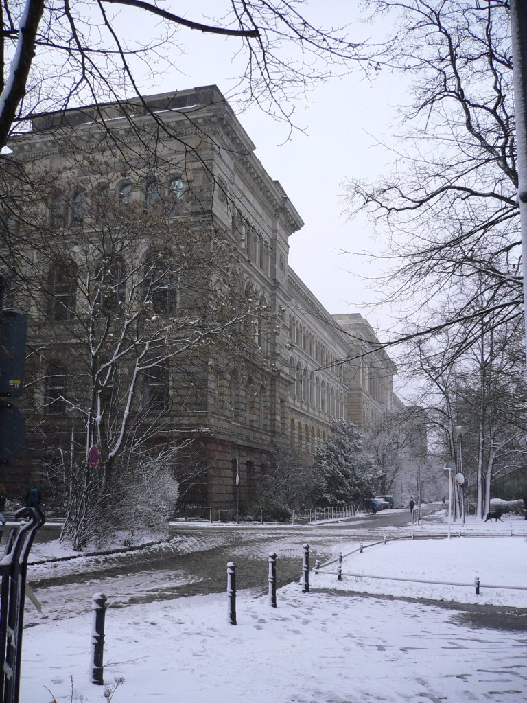 Universidad de Berlin