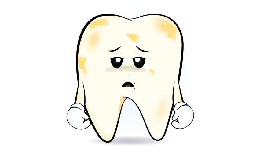 medicamentos y manchas en los dientes