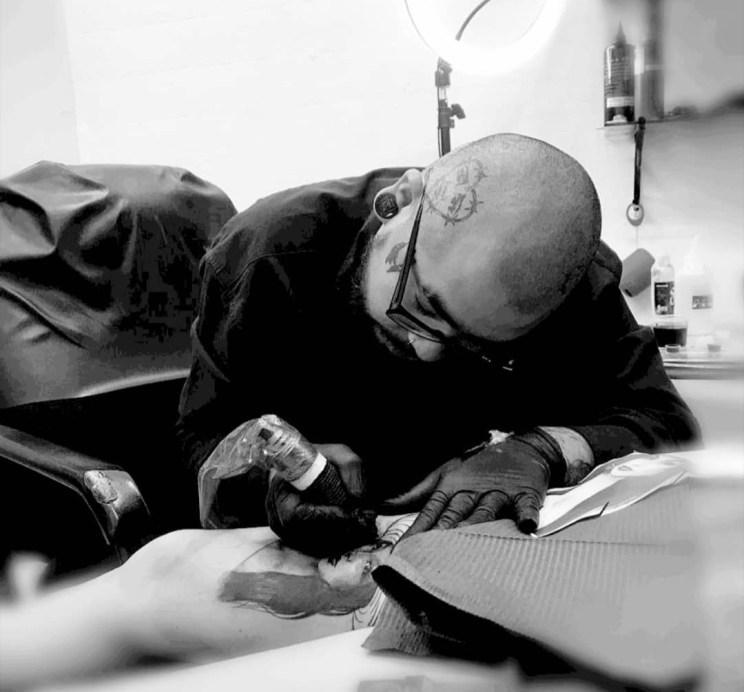 Tatuador: Stich