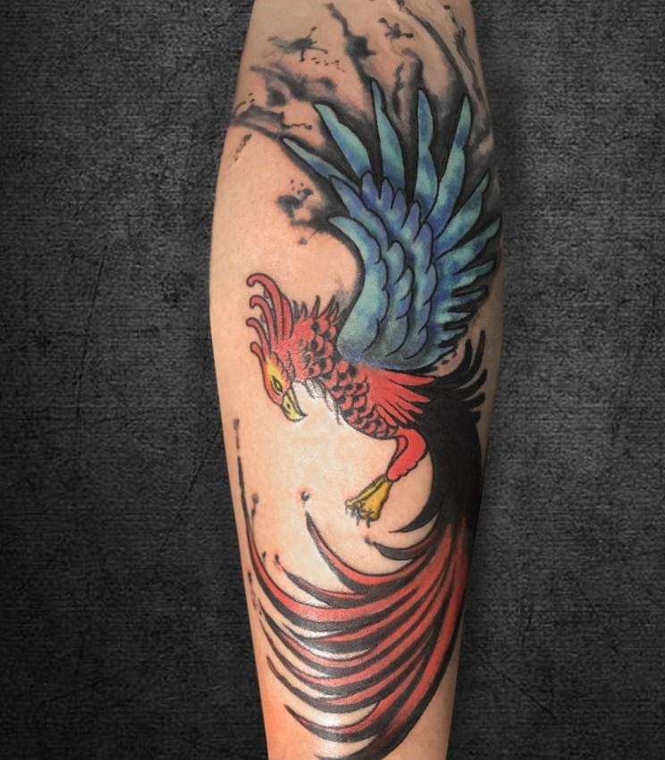 Tatuadora: Itzel
