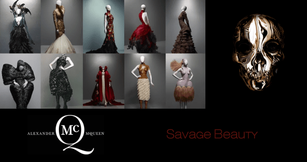 Fashion Alexander McQueen Savage Beauty