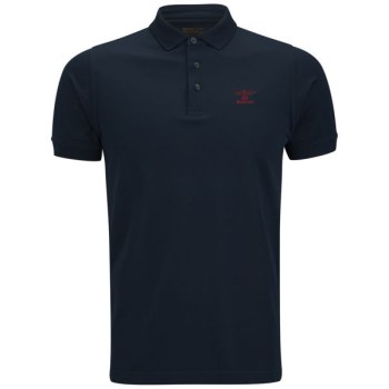 men's heritage standards polo shirt - navy