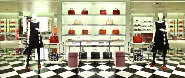 Prada Modern Luxury Taiuan China