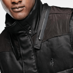 RAW for the Oceans Hooded Vest