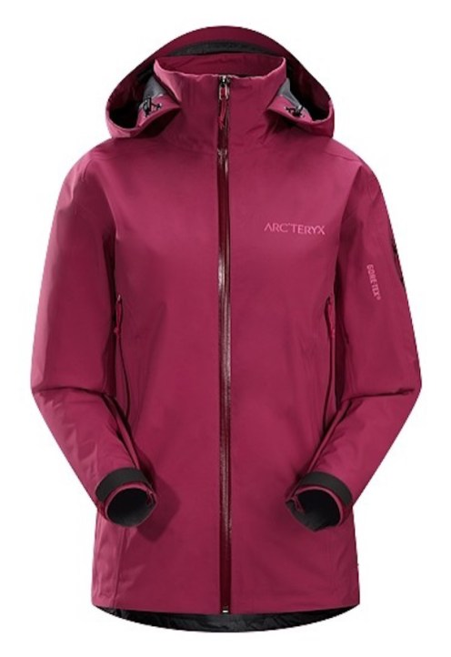 arcteryx w singray jacket