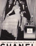 CHANEL No 5 Vintage Ad