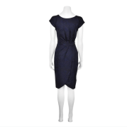 French Connection Shatter Dress Back, $46