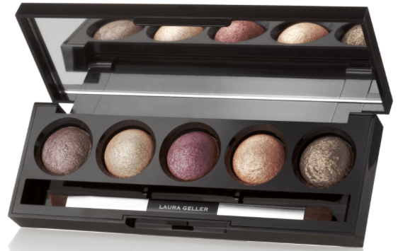 Laura Geller The Wearables Baked Eyeshadow Palette, $34