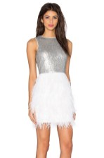 Lucy Paris Masquerade Dress Side, $150