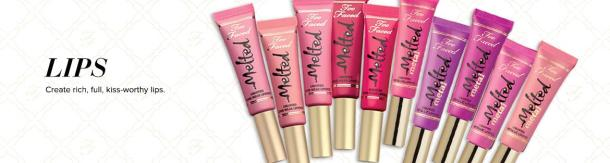TOO FACED LIPS